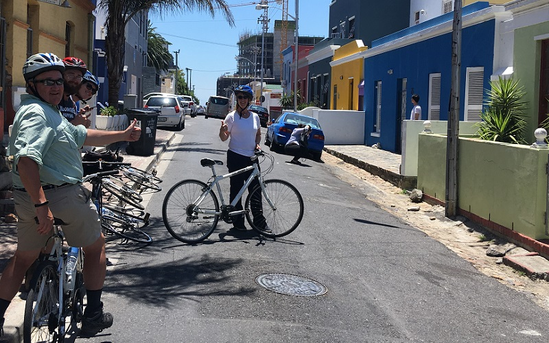 Cape Town City Cycle (3hr)